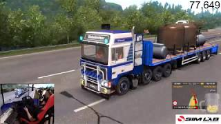 euro truck simulator 2 (Armstrong haulage) DAY 36 (1.32 public BETA)