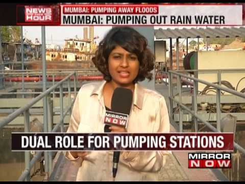 How pumping stations in Mumbai act as saviors during monsoon - The News