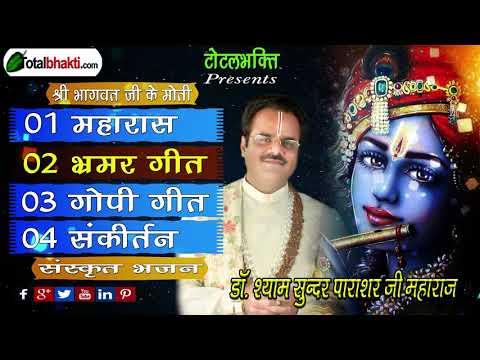 Dr Shyam Sundar  Parasar Ji !! Sanskrit Bhajans !! Vol.3 !!  Juke Box