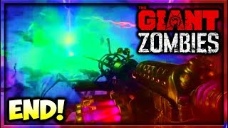 """THE GIANT"" EASTER EGG ENDING + STEP 3 2 YEARS LATER... HOW WE WERE BAMBOOZLED (Black Ops 3 ZOMBIES)"
