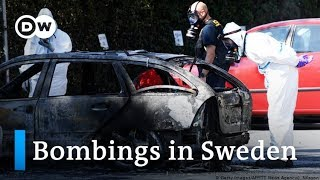 Sweden: Are bombings becoming an everyday occurrence? | Focus on Europe