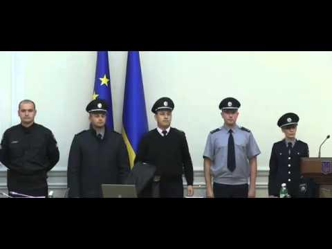 Аваков презентовал новую форму полиции Украины