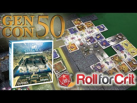 Palace of Mad King Ludwig Impressions | Gen Con 50