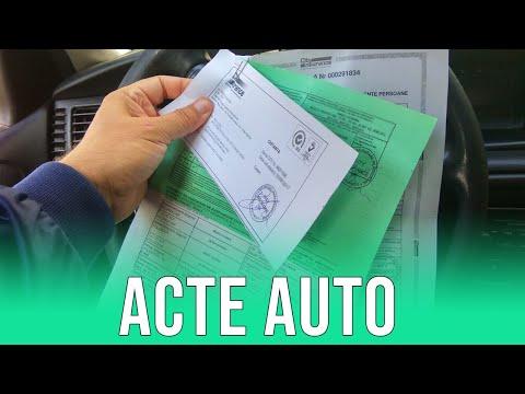 ACTE AUTO -