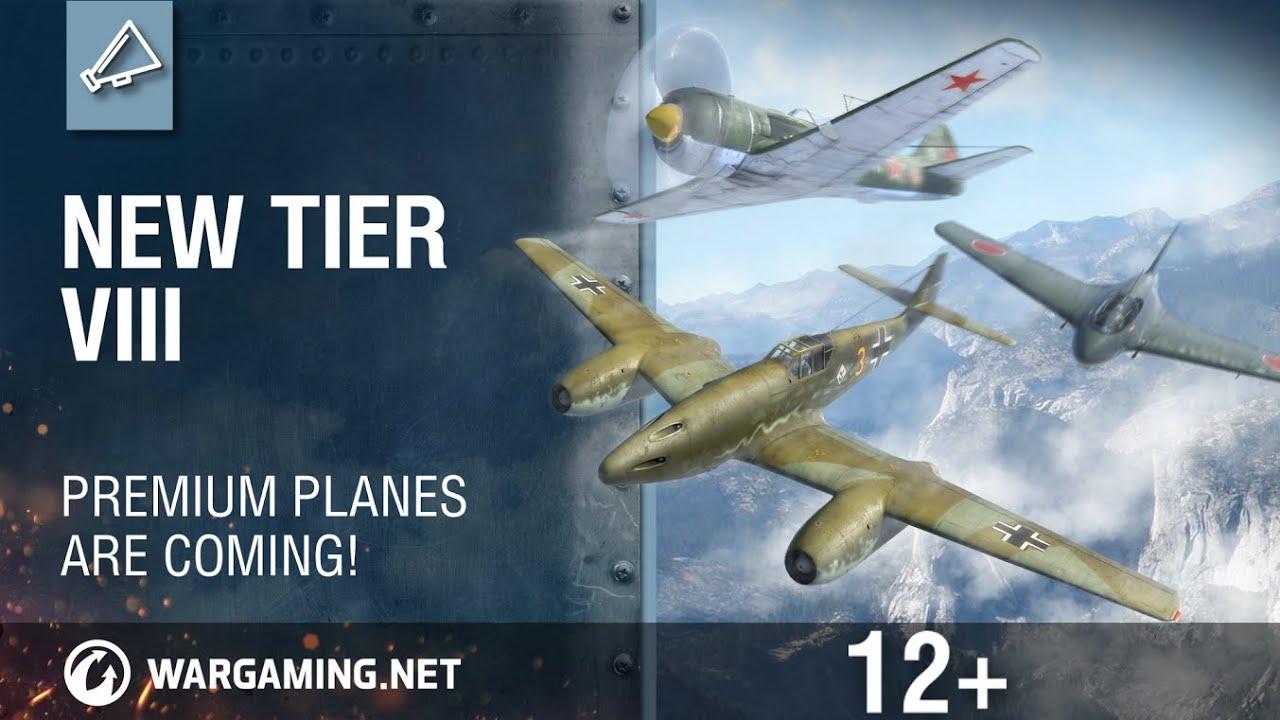 Update 1 8 Arrives! | World of Warplanes