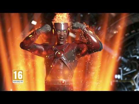 Injustice 2 Firestorm Trailer