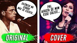 10 COVERS INCRÍVEIS DA MÚSICA BRASILEIRA!