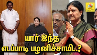 Sasikala Natarajan Makes Her next Move