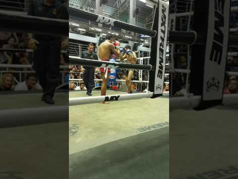 Nid Sippawit SUTAI Muay Thai