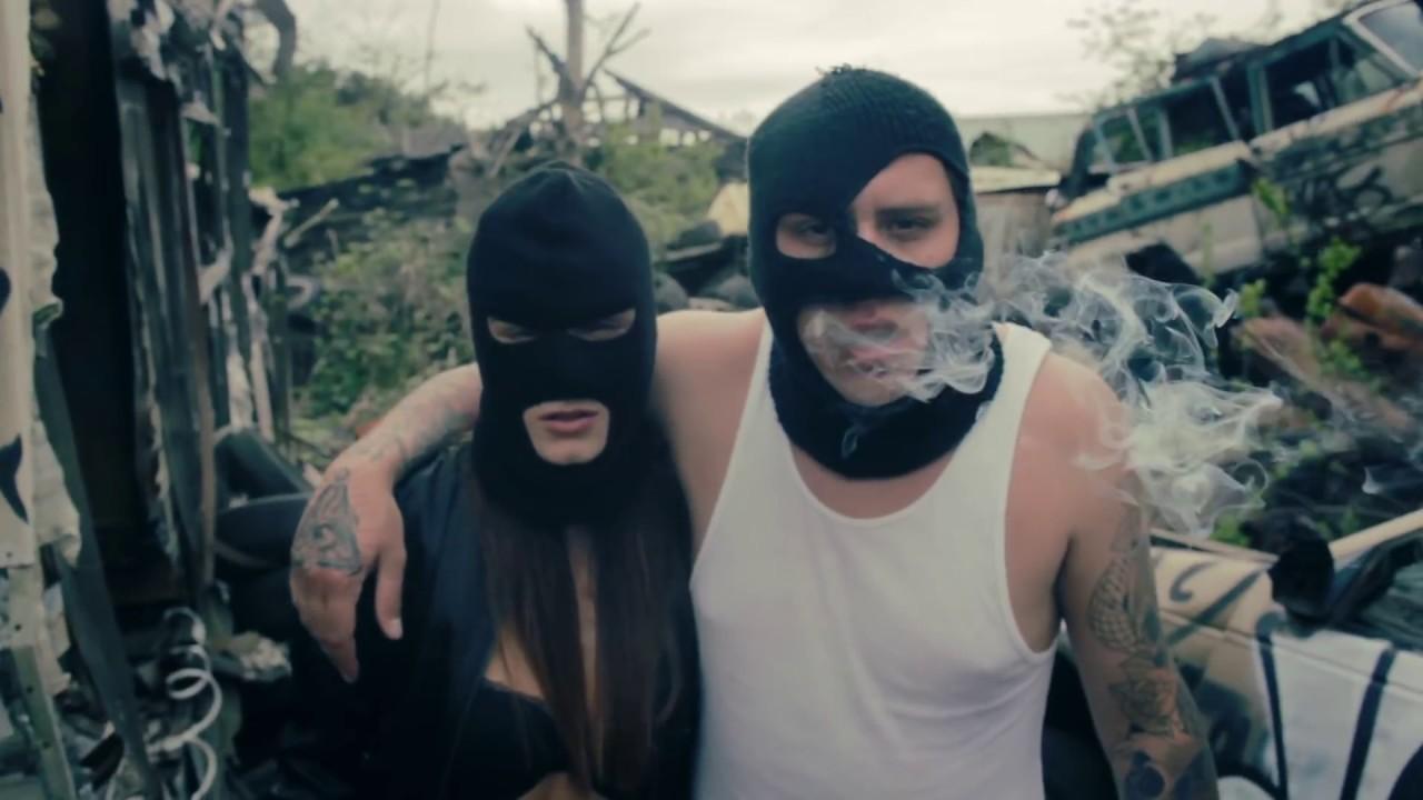 White Dynamite - Snak The Ripper (Beat/Video by Stuey Kubrick)