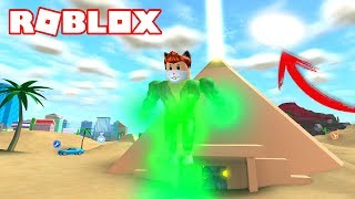 EXTRATERRESTRE ARRIVE IN MAD CITY 👽 Roblox