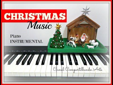 Músicas de Natal Instrumental - Tradicional Christmas Music - Piano Instrumental