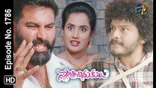 Swathi Chinukulu   23rd  May 2019   Full Episode No 1786   ETV Telugu