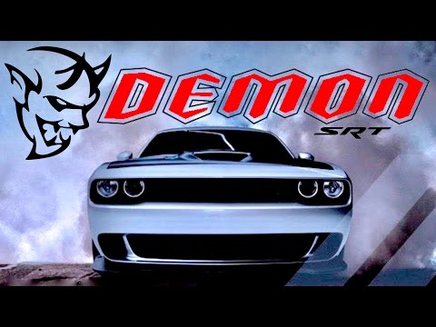 2018 Dodge Demon: NEWS UPDATE (Horsepower Clues & New York City Trip Update)