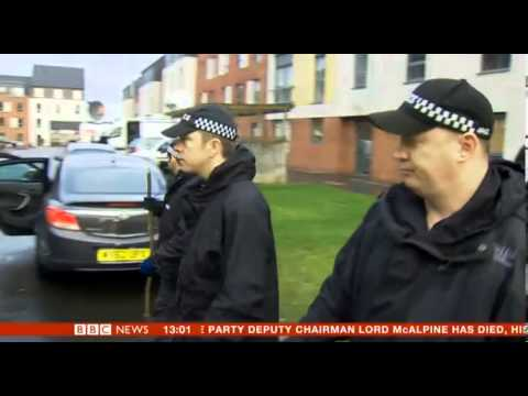 Police search house in Kirkcaldy after body found in search for Mikaeel Kular