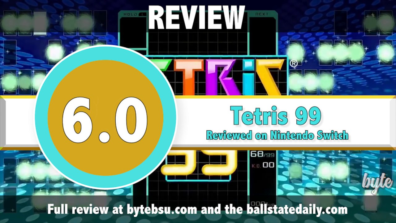 Tetris 99' is an addictive but barebones battle royale