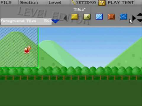 (Archive) Mario Fan Game- Level Editor Tutorial 1 - YouTube