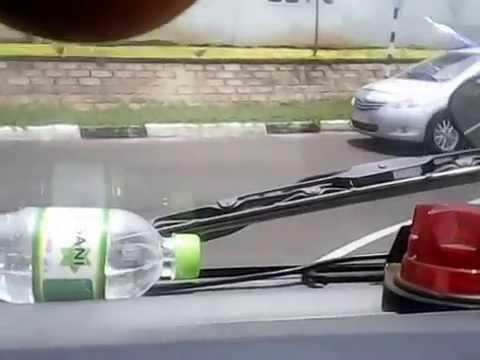 Clip thi sát hạch lái xe hạng C trong sa hình sân thi Việt Mỹ 2014