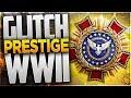 GLITCH POUR PASSER PRESTIGE 10 SUR WW2 INSTANTANÉMENT !