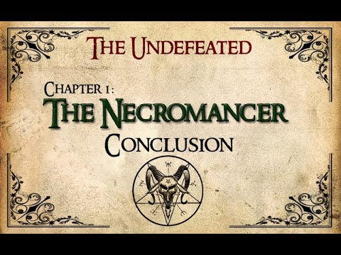 Chapters of the Undefeated: Chapter 1 Conclusion