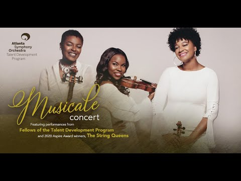 Talent Development Program Musicale, featuring The String Queens