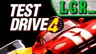 LGR - Test Drive 4 Review (5th Anniversary Celebration!)