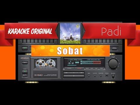 Padi - Sobat (Musik Karaoke)