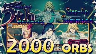Bleach Brave Souls:🔥🔥2000 ORBS on TYBW round 10 Summons (second part of anniversary) !!🔥🔥