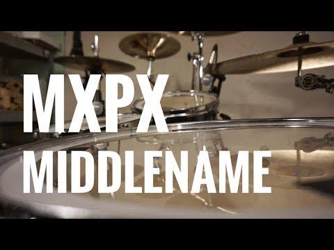 MxPx - Middlename