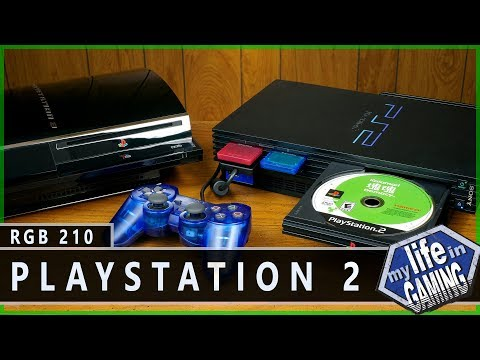 RGB210 :: Getting the Best Picture from your PlayStation 2 / MY LIFE IN GAMING