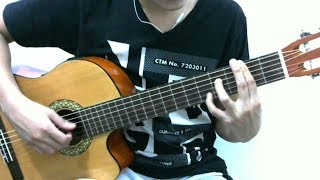 Paniyolo - Color (guitar cover) [TABS]