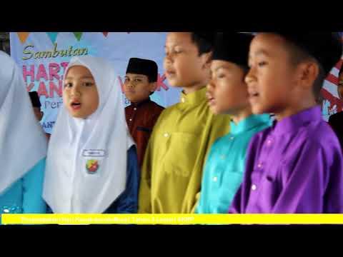 Lagu Nasyid Untukmu Ibu- Persembahan sempena hari kanak-kanak oleh murid 3 Lestari SK Rantau Panjang