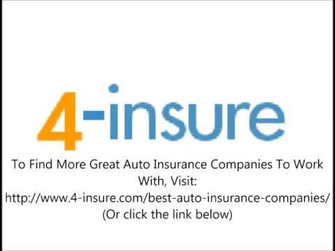 List of the best auto insurance companies in the United States