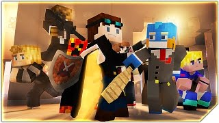 Youtubers' Royale - 60 FPS Minecraft Animation