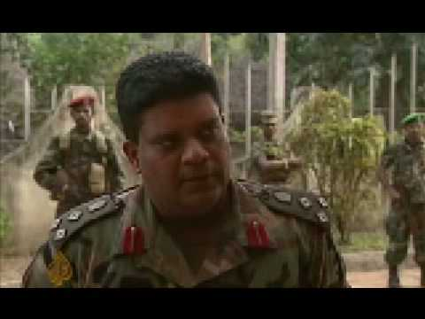 Sri Lanka army claims control of rebel territory - 26 Jan 09