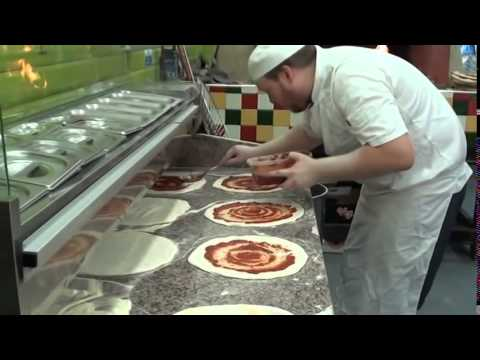 Wood Burning Pizza Oven Don Gennaro Commecial Pizza