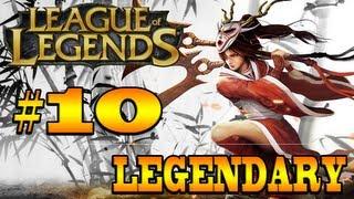 League Of Legends - Gameplay - Akali Guide (Akali Commentary 17-1) - LegendOfGamer