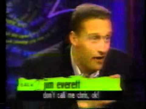 1994 - Jim Rome vs Jim (Chris) Everett