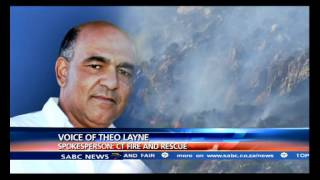 Latest on Muizenberg fires: Theo Layne