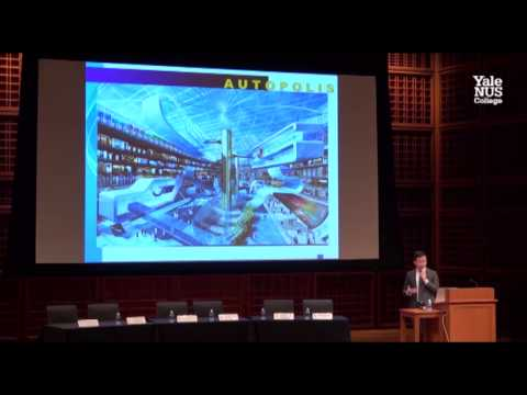 Eco-Cities: Ecology or Economics? - Mr Stephen Ho