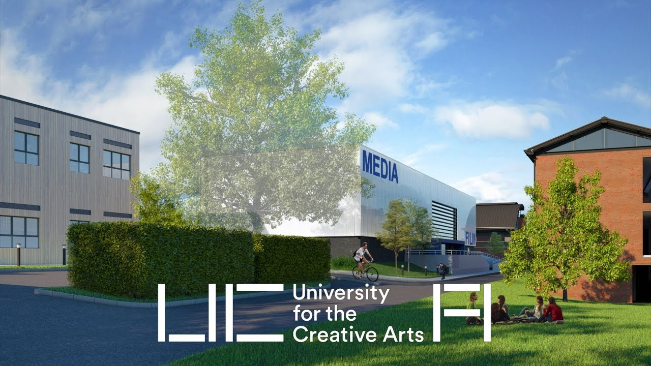 Image result for the university for the creative arts