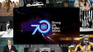 United Nations 70th Anniversary