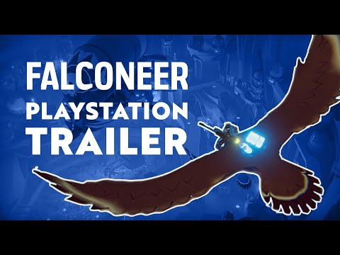 The Falconeer Warrior Edition   PlayStation 5   PlayStation 4