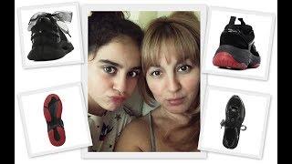 видео женская обувь Calvin Klein