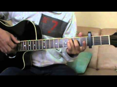 Tutorial: See You Again (Easy Fingerstyle Guitar Version) + TABS ...