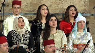 Marouane Hajji accompagné de Ia Chorale Andalucia-Festival Aissaoua-1ère édition-Casablanca (1/2)