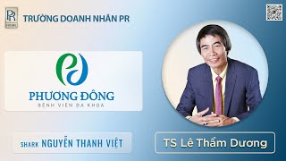 TRÒ CHUYỆN HỎI ĐÁP CỰC HAY CHO CÁC STARTUP | TS Lê Thẩm Dương - Shark Việt mới nhất 2019