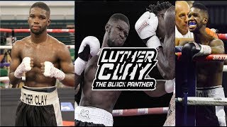 LUTHER CLAY EXCLUSIVE: TALKS MATCHROOM ITALY, SIESTA BOXING PLUS MORE!!