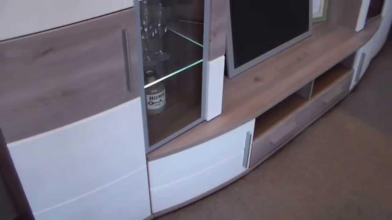 Jamy nappali szekrénysor (Home-Max Bútor) - YouTube