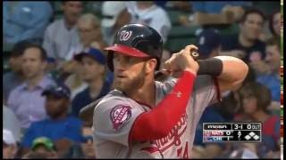 Bryce Harper Highlights - The Show Goes On